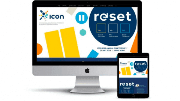ICON APAC RESET CONFERENCE 2018