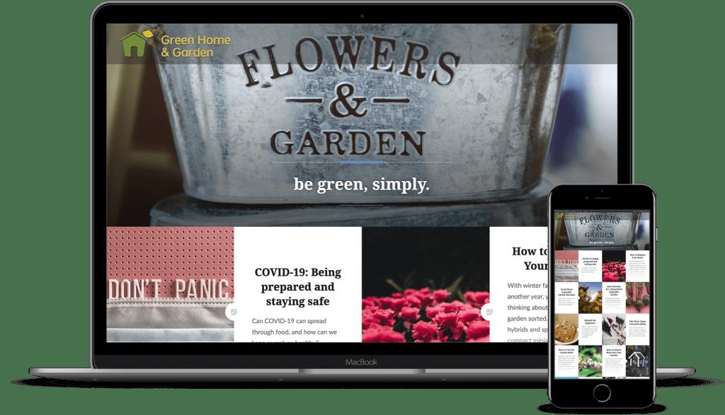 Green Home and Garden